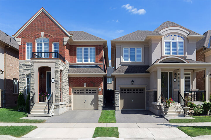 New Homes in Oakville by Rosehaven