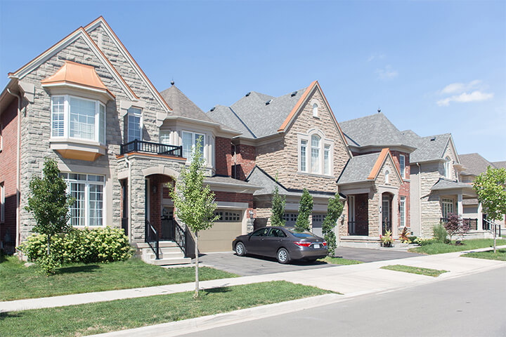 Oakville New Homes by Rosehaven