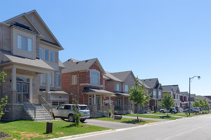 Oakville New Homes by Starlane