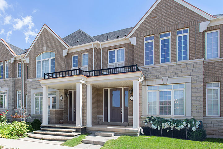 Townhomes in Oakville by Rosehaven